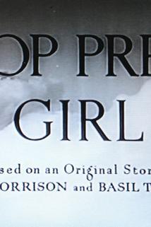 Stop Press Girl