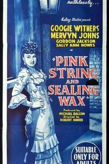 Pink String and Sealing Wax  - Pink String and Sealing Wax