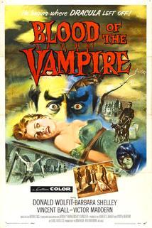 Blood of the Vampire  - Blood of the Vampire