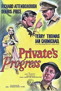 Vojínův postup  - Private's Progress