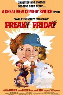 Podivný pátek  - Freaky Friday