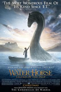 Já a moje příšera  - Water Horse: Legend of the Deep