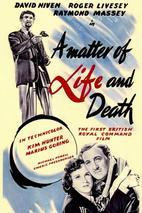 Plakát k filmu: Otázka života a smrti