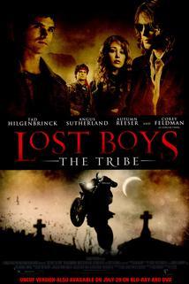 Ztracení chlapci: Upíří kmen