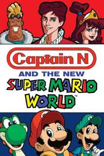 Captain N and the New Super Mario World  - Captain N and the New Super Mario World