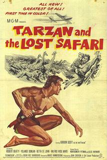 Tarzan and the Lost Safari  - Tarzan and the Lost Safari