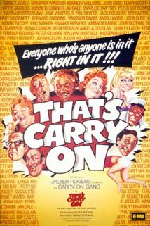 That's Carry On  - That's Carry On