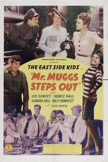 Mr. Muggs Steps Out  - Mr. Muggs Steps Out