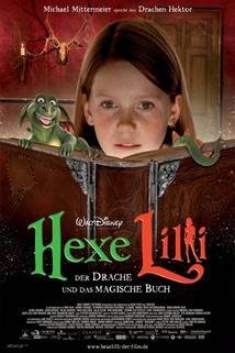 Čarodějka Lilly: Drak a kniha kouzel