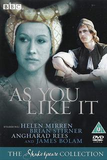 Jak se vám líbí  - As You Like It