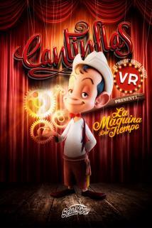 Cantinflas VR: La Máquina del Tiempo
