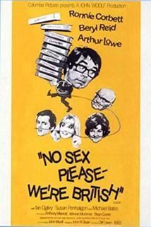Prosím žádný sex - jsme Britové