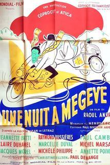 Une nuit à Megève