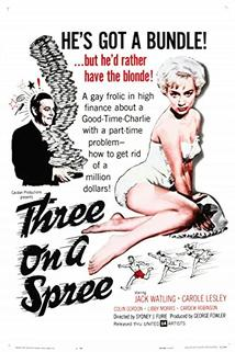 Three on a Spree  - Three on a Spree