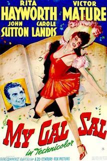 Moje dívka Sally  - My Gal Sal
