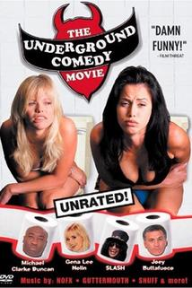 Muži bez zábran  - The Underground Comedy Movie