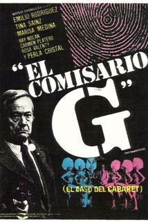 Comisario G. en el caso del cabaret, El