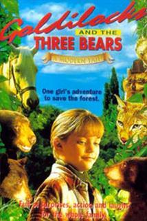 Zlatovláska a tři medvědi