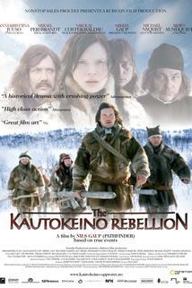 Plakát k filmu: Vzpoura v Kautokeinu