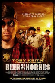 Pivo pro mýho koně
