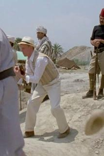 Dobrodružství egyptské hrobky