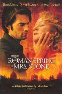 Římské jaro paní Stoneové