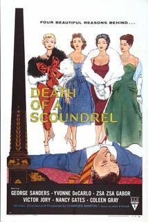 Death of a Scoundrel  - Death of a Scoundrel