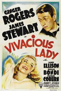 Rozmarná žena  - Vivacious Lady