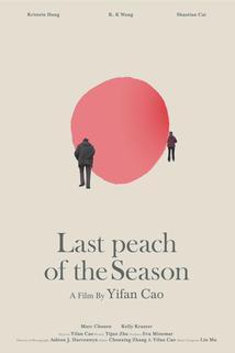 Last Peach of the Season