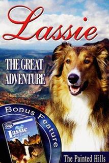 Lassie - Velké dobrodružství