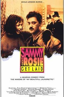 Sammy a Rosie to dělají  - Sammy and Rosie Get Laid