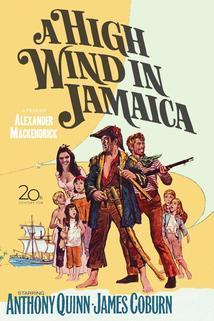 Uragán na Jamajce