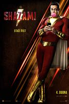 Plakát k filmu: Shazam!