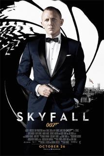 Plakát k filmu: Skyfall