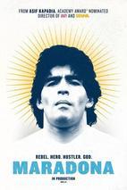 Plakát k filmu: Diego Maradona