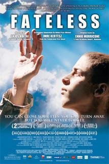 Plakát k filmu: Člověk bez osudu