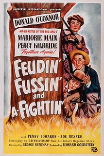 Feudin', Fussin' and A-Fightin'  - Feudin', Fussin' and A-Fightin'