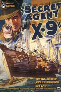 Secret Agent X-9  - Secret Agent X-9