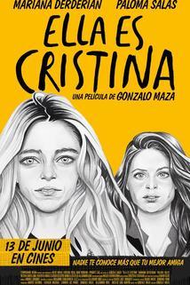 Ella es Cristina