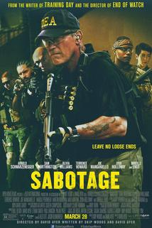 Sabotage: Deleted Scenes