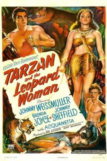 Tarzan and the Leopard Woman  - Tarzan and the Leopard Woman