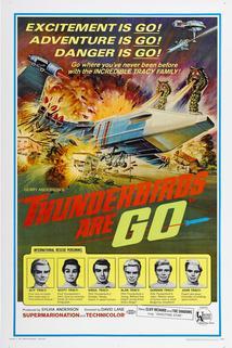 Thunderbirds zasahují