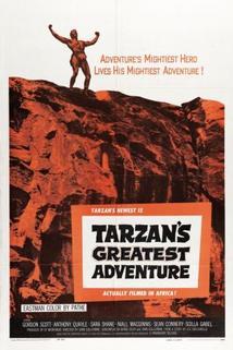 Tarzanovo největší dobrodružství