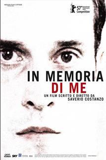 Na mou paměť  - In memoria di me