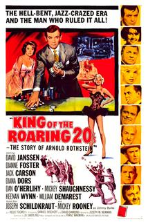 King of the Roaring 20's - The Story of Arnold Rothstein  - King of the Roaring 20's - The Story of Arnold Rothstein