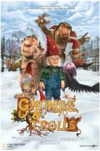 Plakát k filmu: Skřítkové a trollové: Tajemná komnata