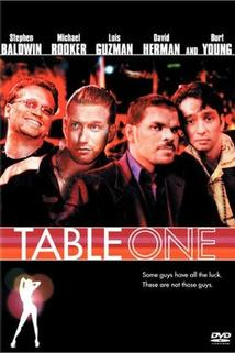 Stůl číslo jedna  - Table One