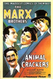 Lovci divoké zvěře  - Animal Crackers