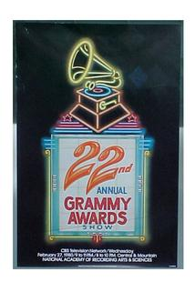 The 22nd Annual Grammy Awards
