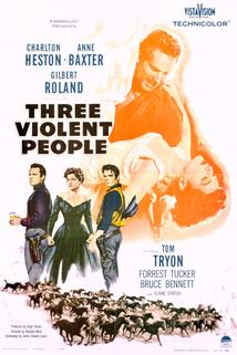 Tři násilníci
